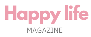 Happy Life Magazine logo